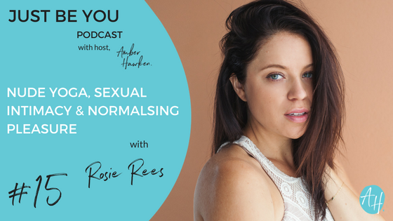 Rosie Rees, Founder of Womens Nude Yoga (Podcast Episode 7)